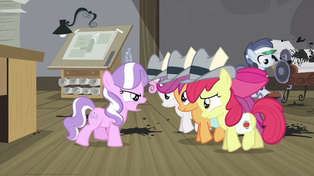 File:Diamond Tiara looking at the CMC S2E23.png