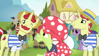 """Flam """"thirty with a favorable breeze"""" S4E20"""