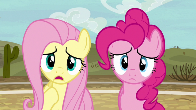 """File:Fluttershy """"why were we so terrible before?"""" S6E18.png"""