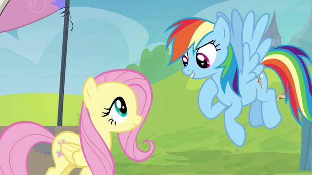 File:Rainbow Dash accepts Fluttershy's help S4E22.png