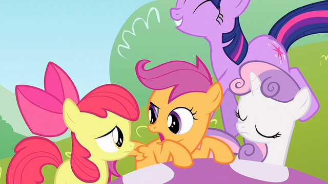 File:Scootaloo 'Let's get out of here' S1E23.png