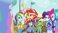 "Sunset Shimmer ""they want to beat Crystal Prep"" EG3"