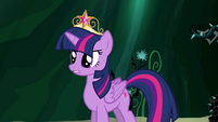 Twilight 'I know how we can save the tree' S4E02