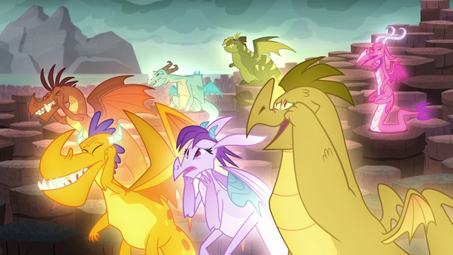 """File:Dragons being """"sad"""" S6E5.png"""