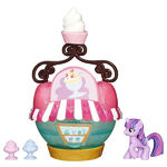 FiM Collection Ice Cream Stand Large Story Pack