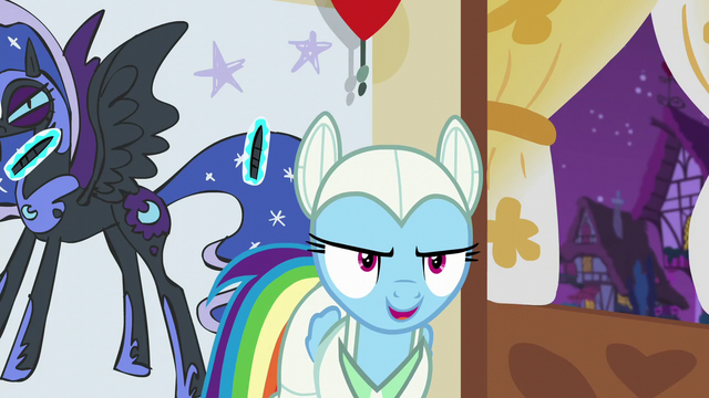 "File:Rainbow ""good luck beating that"" S5E21.png"