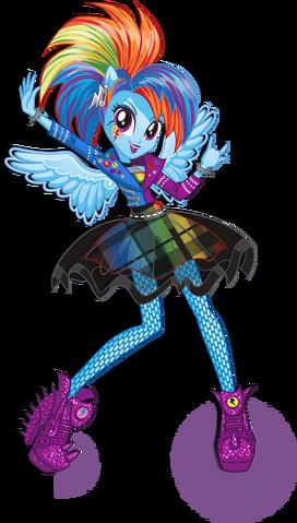 File:Rainbow Dash Rainbow Rocks character bio art 2.png