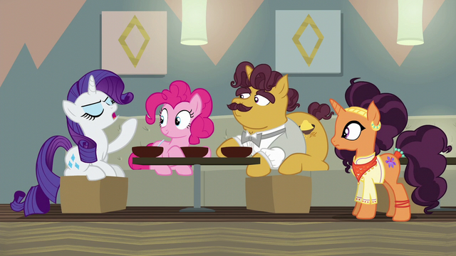 "File:Rarity ""who cares what some stuffy unicorn thinks"" S6E12.png"
