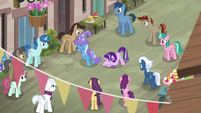 """Trixie """"sadly, it is time for us to depart"""" S6E25"""