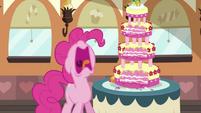 Pinkie Pie screaming S2E24