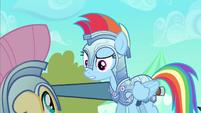 Rainbow Dash the fate S3E2