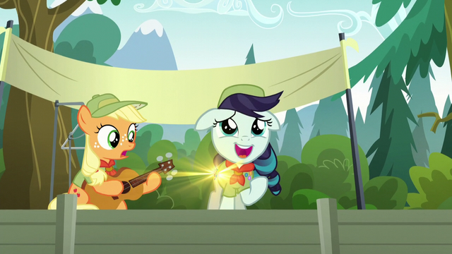 "File:Rara Singing ""Equestria, a Land of Friends…"" S5E24.png"