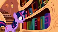 """Twilight Sparkle """"What was it?"""" S2E6"""