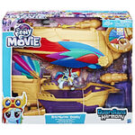 Guardians of Harmony Rainbow Dash Swashbuckler Pirate Airship packaging