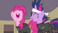 Pinkie Pie and Twilight laughing S2E20.png