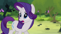 Rarity getting nervous S4E03