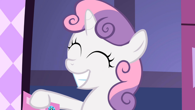 File:Sweetie Belle holding flyer S02E05.png