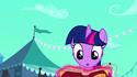 Twilight Book Glows Not Horn S03E01