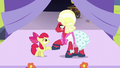"Apple Bloom and Orchard Blossom ""we honor them like every family should"" S5E17.png"