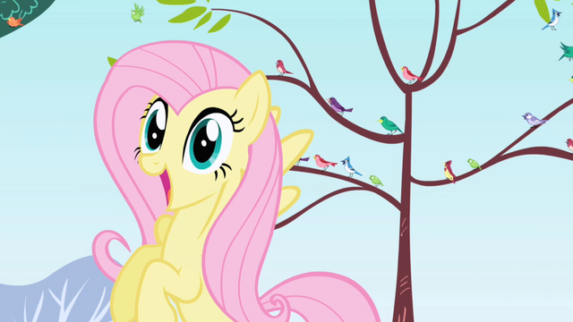 """File:Fluttershy """"A baby dragon!"""" S01E01.png"""
