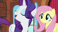 "Rarity ""some flair!"" S7E5"