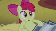 Apple Bloom hears a moo S3E04