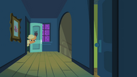 Applejack looking out her door S2E06