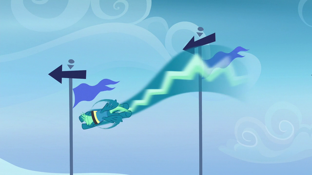 File:Sky Stinger zigzagging around the flagpoles S6E24.png