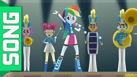 -Song- CHS Rally - Equestria Girls - Friendship Games