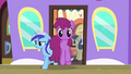 Berryshine leaving the train S4E13.png