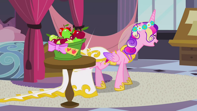 File:Chrysalis as Cadance kicking the table S2E26.png