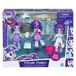 Equestria Girls Minis Twilight Sparkle Switch 'n Mix Fashions packaging