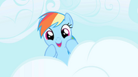 Happy Rainbow Dash S1E1