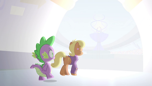 File:Spike and Harshwhinny step outside S4E24.png