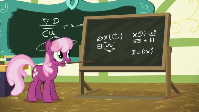 File:Cheerilee about to begin her lesson S6E15.png