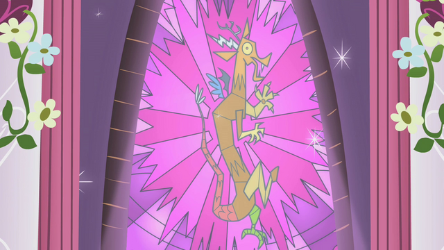 File:Discord's new stained glass window S2E2.png