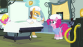 Pinkie Pie dressed as surgeon's assistant S4E12.png