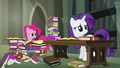 Pinkie and Rarity haven't found anything S4E25.png