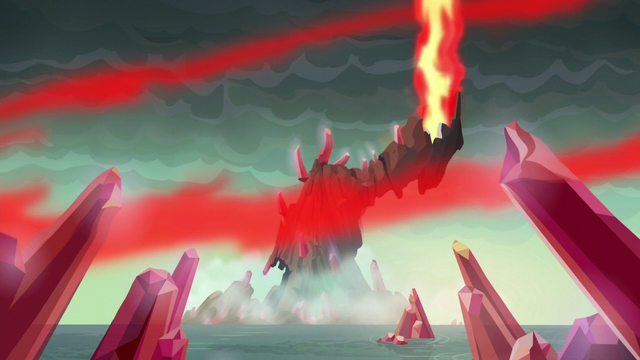 File:A powerful blast creates a red magical wave S6E5.png