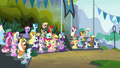 Full crowd of pony spectators S6E7.png
