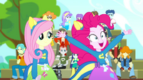 "Pinkie Pie ""a beautiful Saturday"" SS4"