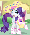 Rarity fancy country ID S4E13
