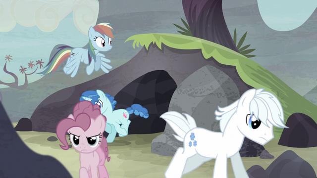 File:Secret passage leads ponies outside S5E2.png