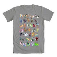 All Dem Ponies T-shirt WeLoveFine
