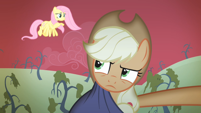 File:Fluttershy 'They help your trees' S4E07.png
