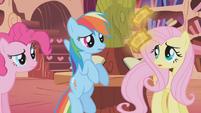 Rainbow Dash, Pinkie & Fluttershy S1E3