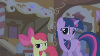 Twilight suggests Zecora is shopping S1E09