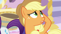 Applejack trying to be sensitively honest S7E9.png