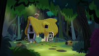 Daring Do's house S4E04