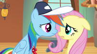 Rainbow Dash including you S2E22